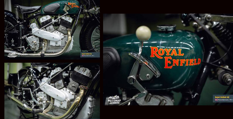 Royal Enfield KX with a 1140cc engine is the BIGGEST engined Royal Enfield ever – Video