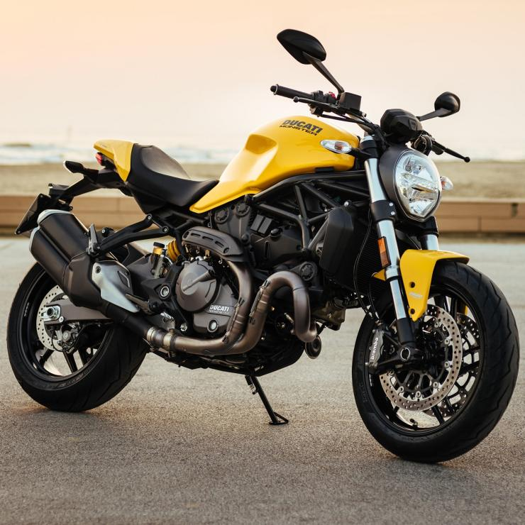 All New 2018 Ducati Monster 821 Naked Superbike Launched In India