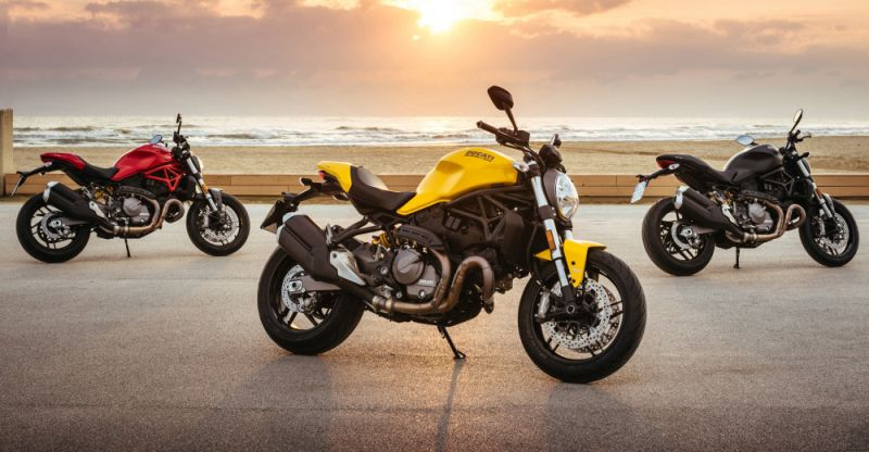 All-new 2018 Ducati Monster 821 naked superbike launched in India