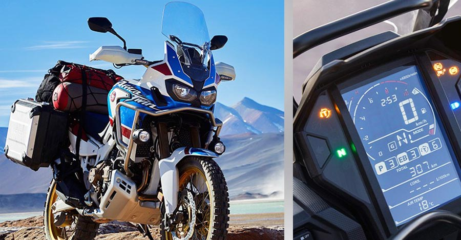 2018 Honda Africa Twin India launch in July – Full details