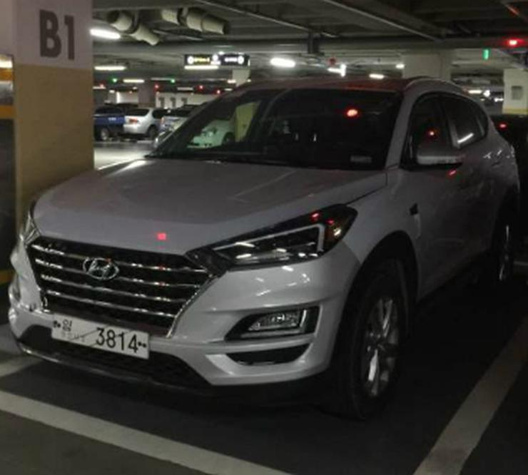 Facelifted, 2018 Hyundai Tucson SUV: This Is IT