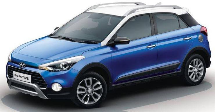 2018 Hyundai i20 Active Facelift launched in India; Much pricier than Ford Freestyle