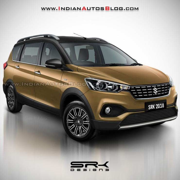 10 new Maruti Suzuki cars coming to India: New Ertiga to ...