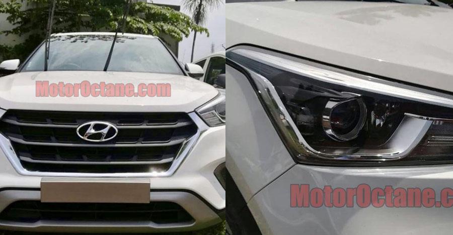 Hyundai Creta facelift fully revealed