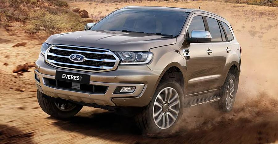 Toyota Fortuner rivaling Ford Endeavour Facelift REVEALED