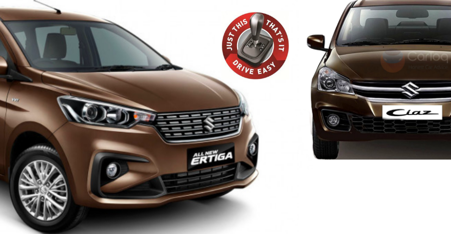 6 new automatic cars from Maruti Suzuki: From new Ertiga to Ciaz Facelift