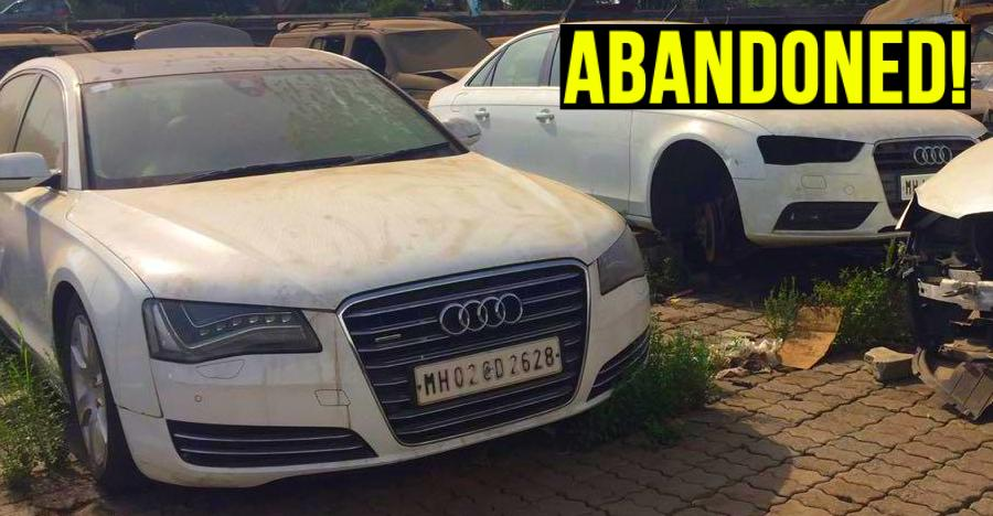 5 super expensive luxury cars ABANDONED & left to die!