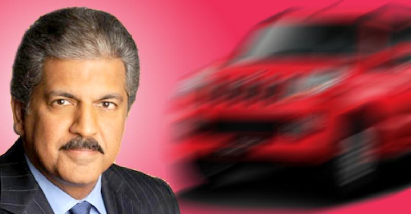 Anand Mahindra just revealed the next SUV he 'personally wants to drive'
