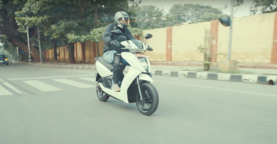 Ather S340: How did India's first smart electric scooter evolve [Video]
