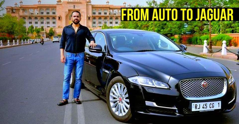 Former autorickshaw driver spends 40 lakhs to buy fancy numbers for Jaguar, BMW