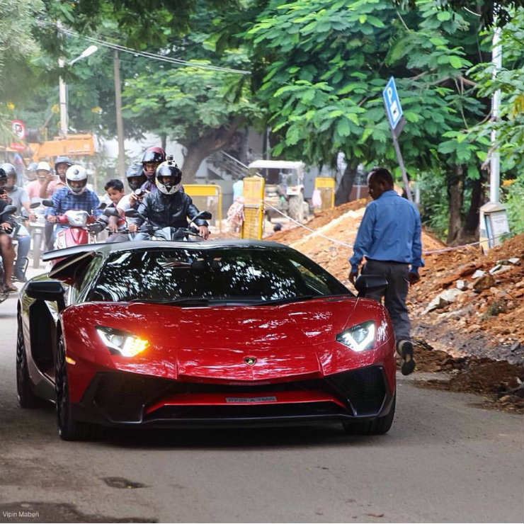 Rolls Royce Phantom To Lamborghini Aventador Sv India S 10 Most