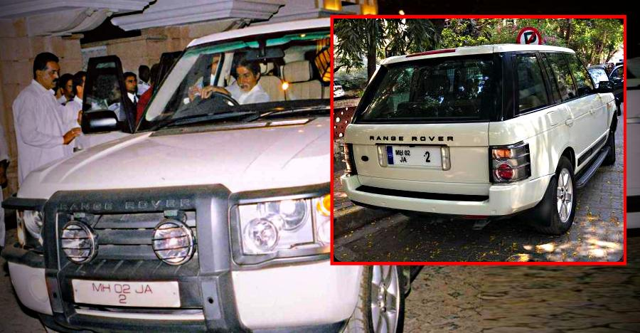 Amitabh Bachchan's Range Rover up for sale & you can buy it: Details