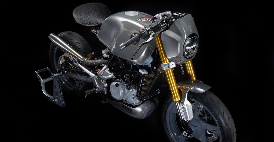 BMW G 310R modified to a cafe racer will make you go WOW