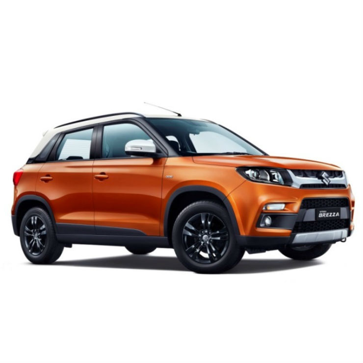 Maruti Suzuki Vitara Brezza AMT launched at Rs 8.54 lakh