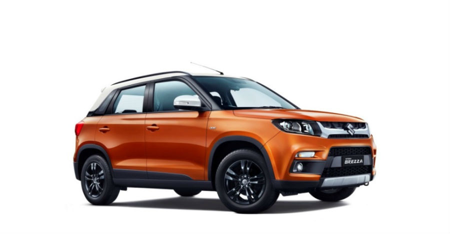 Maruti Brezza AMT launched; Is India's cheapest diesel automatic SUV
