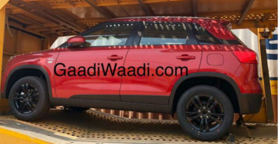2018 Maruti Brezza compact SUV gets new features; Launch soon