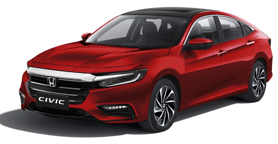 All-new Honda Civic: What the India-spec car could look like