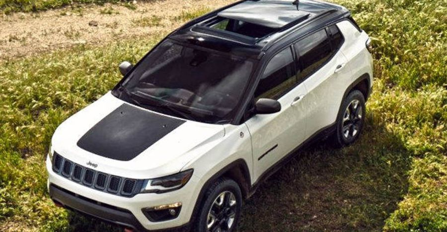 Jeep Compass with an aftermarket electric sunroof – Watch it work [Video]