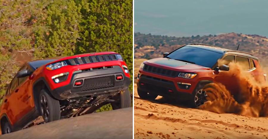 Jeep Compass Trailhawk (Diesel automatic): Launch timeframe revealed
