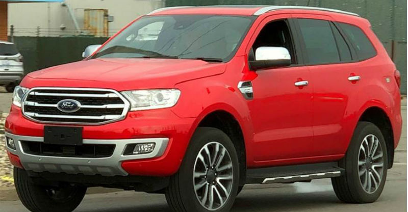 Ford Endeavour SUV Facelift launch timeline revealed