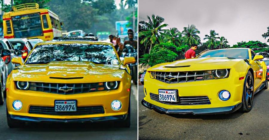 AWESOME exotic cars & SUVs of India: Chevrolet Camaro to Cadillac Escalade