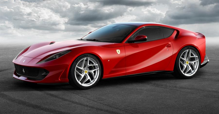 Ferrari's most powerful production car – 812 Superfast – launched in India