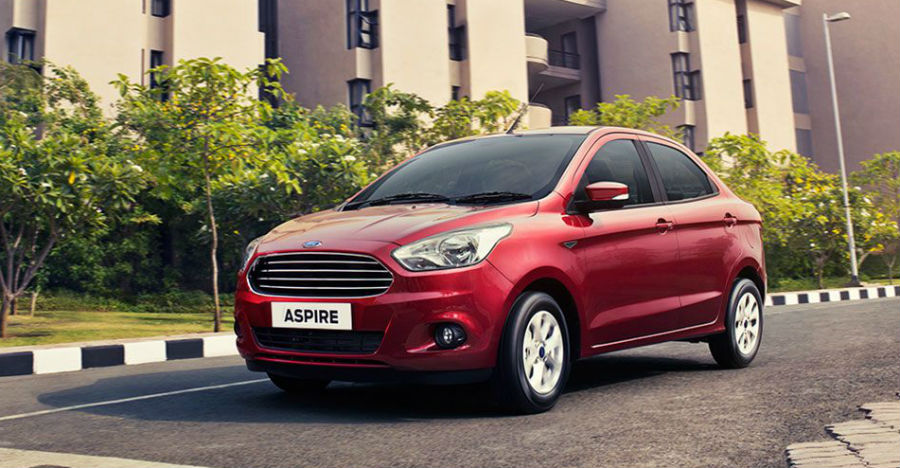 Best Used Car Deals In Delhi-NCR for Ford ASPIRE Under 6 lakhs From Cartoq TRUE PRICE