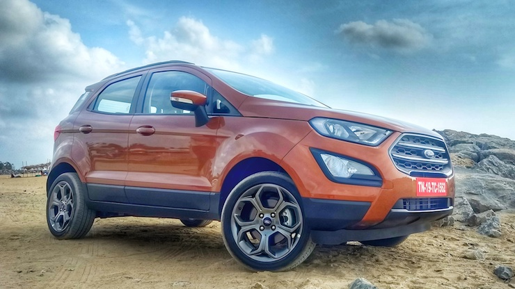 Ford EcoSport Facelift's official accessories detailed in new video