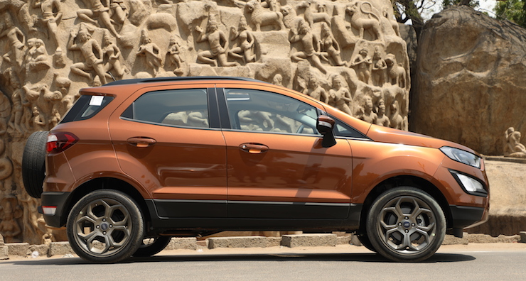 Ford Ecosport S Ecoboost Review Compact Suv For The Enthusiast