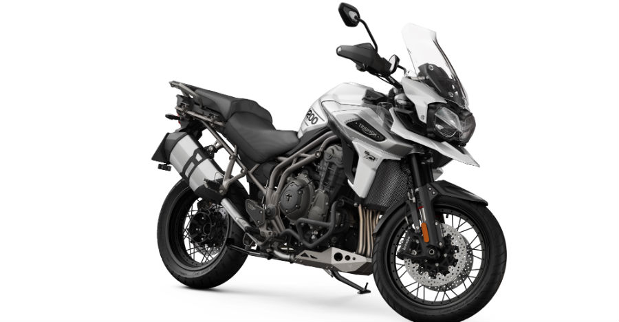All-new 2018 Triumph Tiger 1200 XCx flagship on-off road motorcycle launched in India