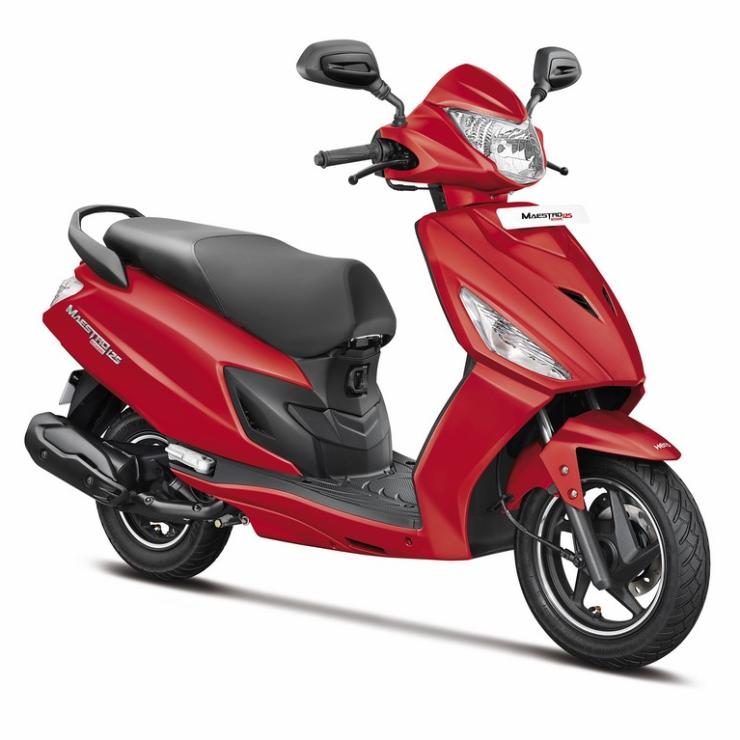 Image result for Honda Activa-rivaling Hero Maestro Edge 125 & Duet 125 launch timeline announced