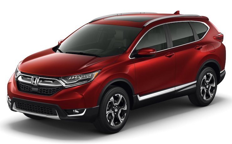 New Honda CR-V to challenge Toyota Fortuner & Ford Endeavour: Here's how