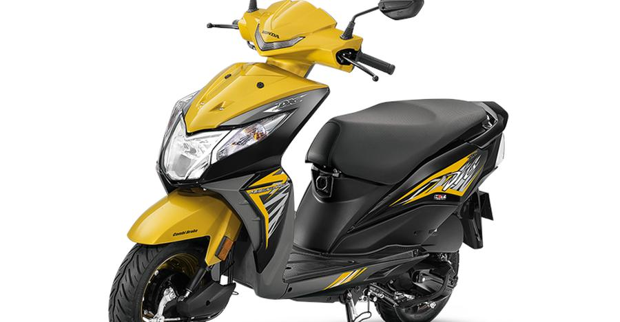 Honda Activa based Dio Deluxe automatic scooter launched in India