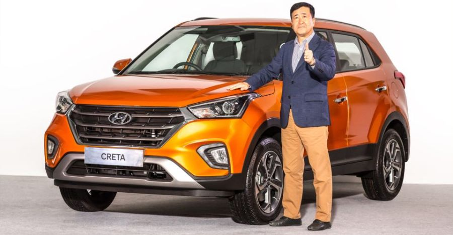 Facelifted Hyundai Creta compact SUV launched in India