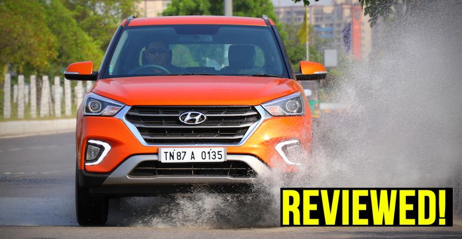 New 2018 Hyundai Creta Review Best Suv Between Ecosport And Xuv500