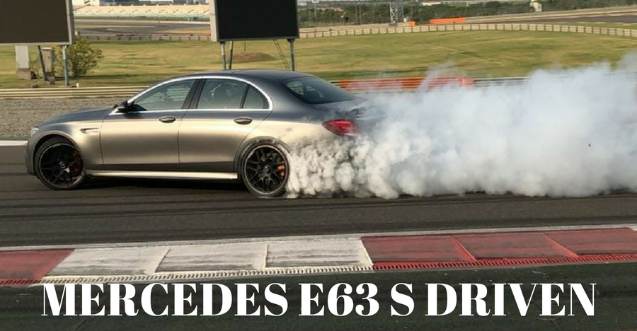 Mercedes AMG E63 S : 5 things you need to know about this Audi RS7 & BMW M5 rival