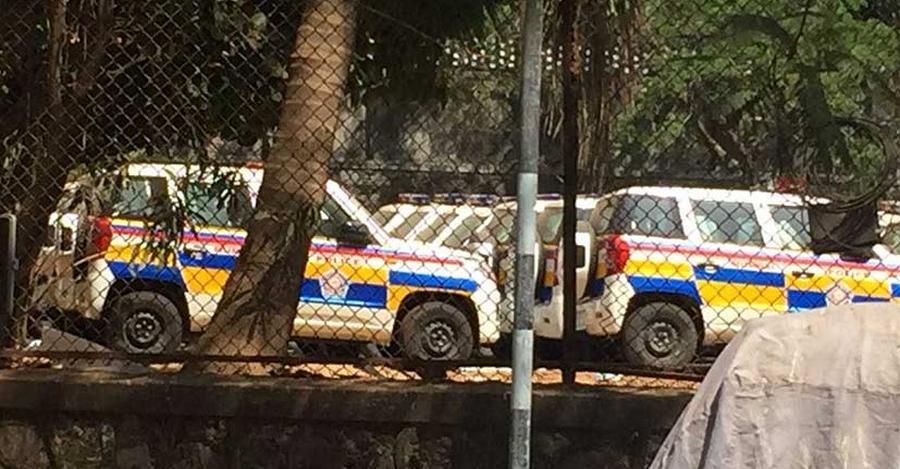Mahindra TUV300 is Maharashtra Police Department's latest patrol vehicle