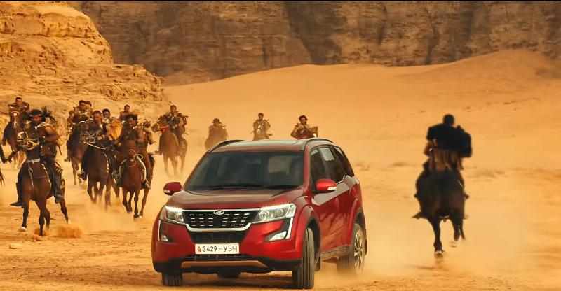 Mahindra XUV500 SUV facelift TVC released [Video]
