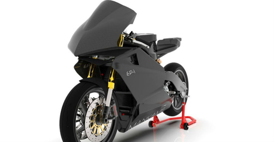 Mankame EP-1 is a Made-in-India electric superbike that will do 500 km on a single charge