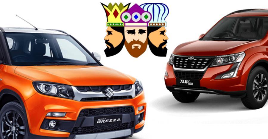 15 diesel automatic HIGH MILEAGE SUVs: Maruti Brezza AMT to Mahindra XUV500 AT