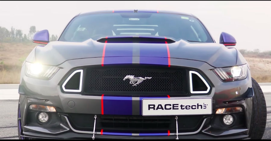 This is India's most powerful Mustang