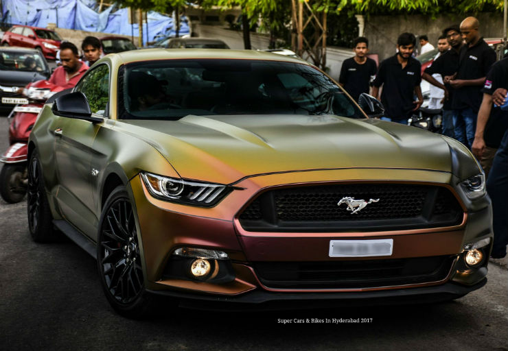 5 Awesome Modified Ford Mustangs Of India