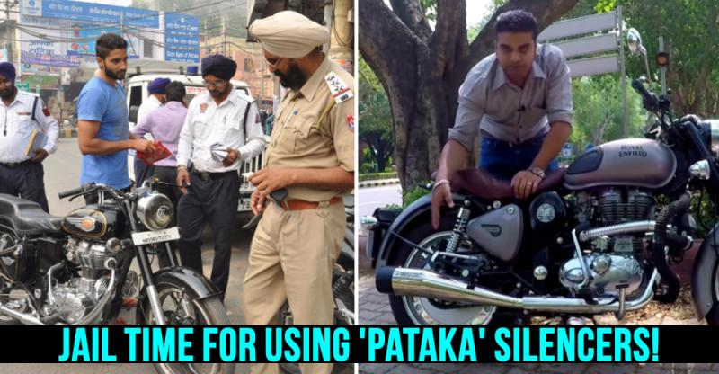 Royal Enfield owner warns RE users of 'jail time' if caught using 'pataka' silencers [Video]