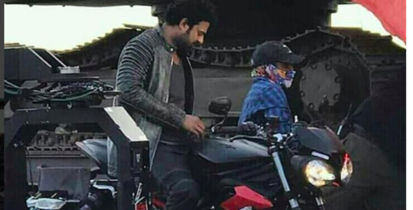 What's Baahubali actor Prabhas doing on a Triumph Street Triple RS motorcycle? We explain