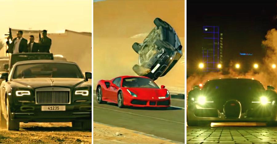Race 3 movie trailer & its EXOTIC cars: Rolls Royce, Ferrari, Bugatti & more [Video]