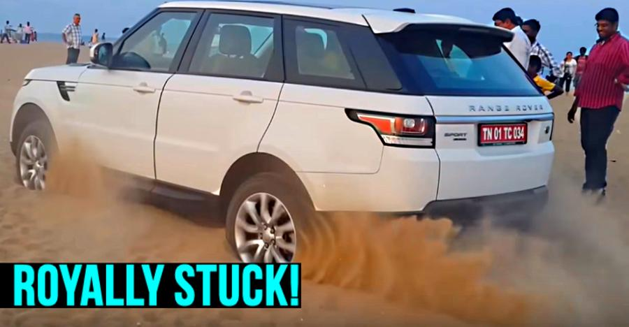 5 places you should NOT take your car/SUV to, without backup: Examples with video