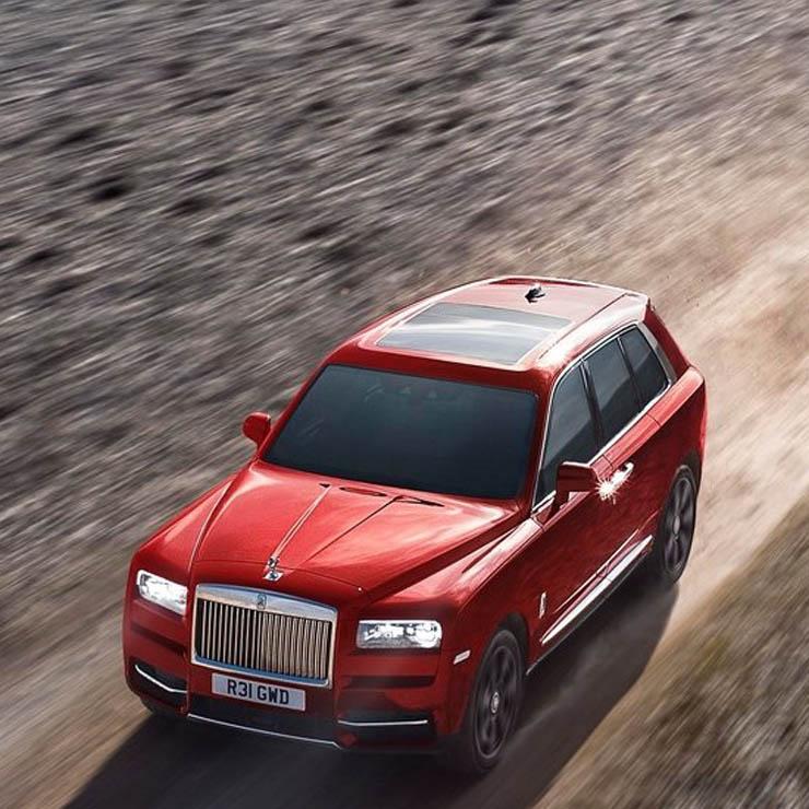 Rolls Royce Cullinan: 5 Reasons Why The Super Luxury SUV