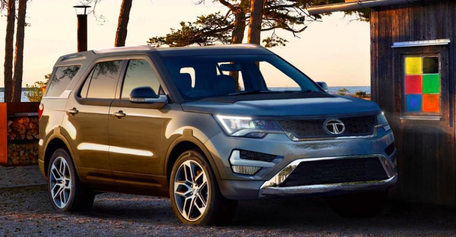 Future Safaris: 4 ways the next-gen Tata Safari SUV could look like