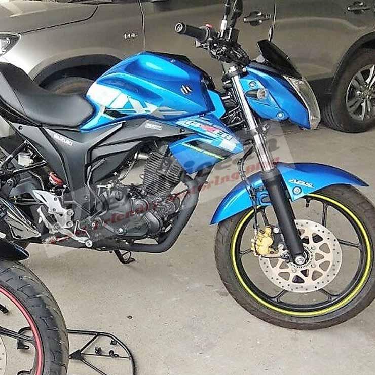 Suzuki Gixxer ABS images
