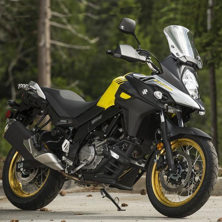 suzuki v strom 650 xt india launch by july will rival. Black Bedroom Furniture Sets. Home Design Ideas